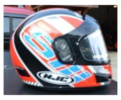 HJC adult Sm Snowmobile helmet