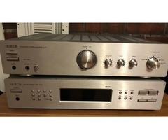 Teac tuner and amplifier