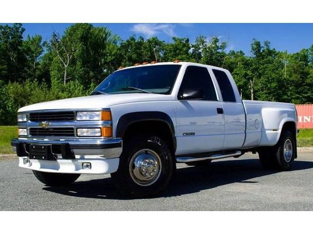 1998 Chevrolet C K 3500 Series Trucks Commercial Vehicles