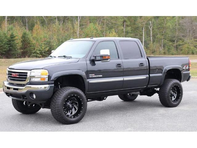 2005 gmc sierra 2500hd trucks commercial vehicles fredericksburg virginia announcement. Black Bedroom Furniture Sets. Home Design Ideas