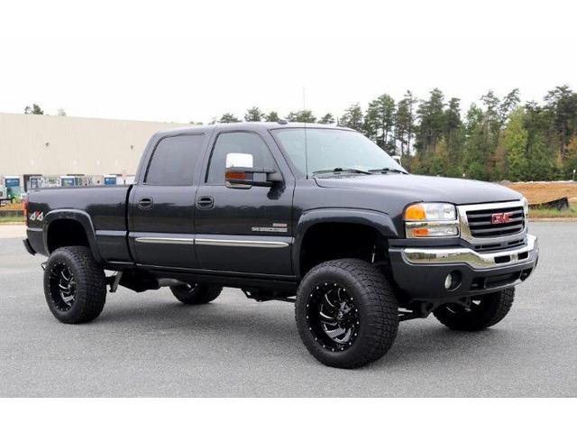 2005 GMC Sierra 2500HD - Trucks & Commercial Vehicles - Fredericksburg - Virginia - announcement ...