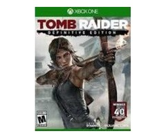 Toom raider. edition for ps4 for RENT 4 usd daily