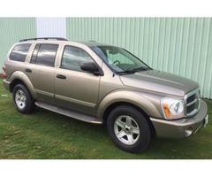 2004 Dodge Durango Limited 4x4