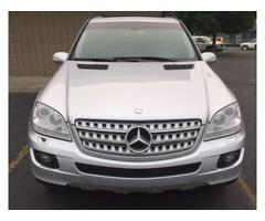 2008 Mercedes ML-350