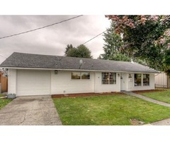 Open Layout 3 Bedroom Home W/ Adorable Features! Large Fully Fenced Lot