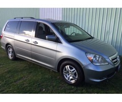 2006 Honda Odyssey - Loaded