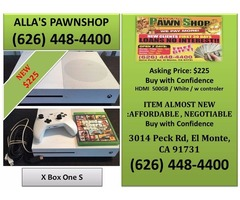 Alla's Pawn Shop X Box One S