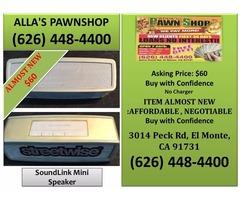 Alla's Pawn Shop SoundLink Mini Speaker