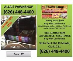 Alla's Pawn Shop Smart TV
