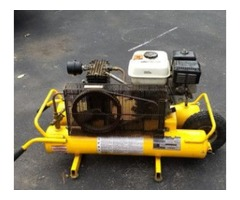 Air Compressor, Honda 5.5 HP, Industrial