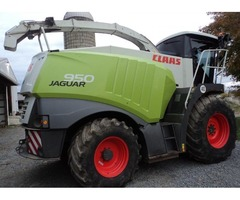 2010 Claas Jaguar 950 Harvester For Sale
