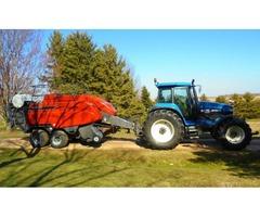 2008 AGCO 7433 Baler For Sale
