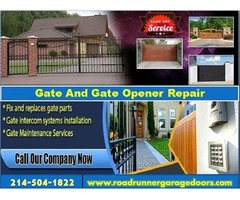 Fastest Gate and Gate opener repair service Frisco, Texas