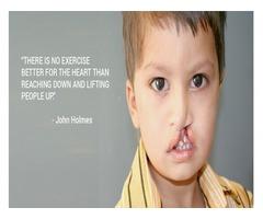 Cleft Lip Treatment, Deformity Treatment - Medlife Foundation