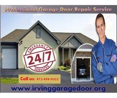 Emergency Garage Door Repair Irving, Texas