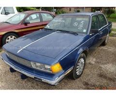 1988 Buick Century