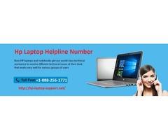 Hp Laptop Helpline Number