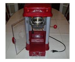 OSTER POPCORN MACHINE