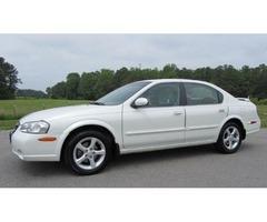 For Sale 2000 Nissan Maxima GLE
