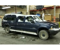 2003 Ford F-350 SD XL Crew Cab 4WD