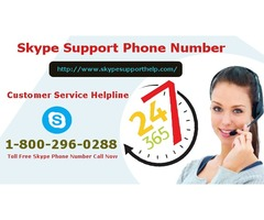 Skype Technical Support Number to Solve Skype Problem.