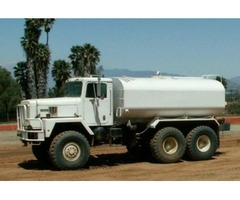 1993 International 5000I Water Truck For Sale