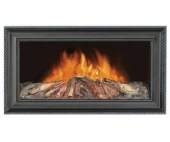 Electric Fireplace- Wall Mounted