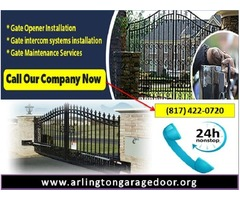 Same Day Services for Gate Repair in Arlington, TX | Call us (817) 422-0720