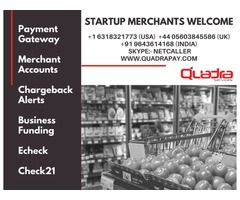 Merchant account for Dropshipping
