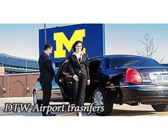 Detroit Airport Taxi - Call Now: +1 (877)-276-1335