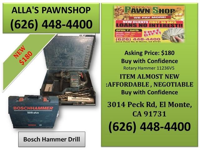 Pawnshop Client Drills Pawnbroker