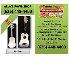 Alla's Pawn Shop : Ukulele