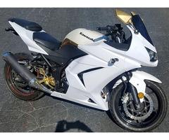 Kawk 2011 Motorcycle