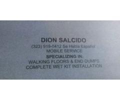 Dion Hydraulic Repair