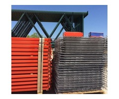 Used Pallet Racks for your warehouse