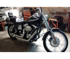2003 100th Anniversary Harley Davidson Dyna Wide Glide
