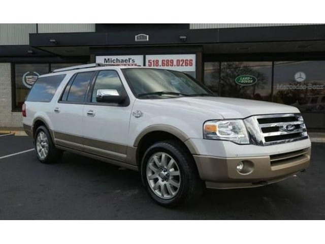 Ford Expedition El X King Ranch Dr W Clean Carfax