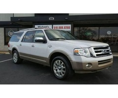 2013 Ford Expedition EL 4x4 King Ranch 4dr w/ Clean Carfax