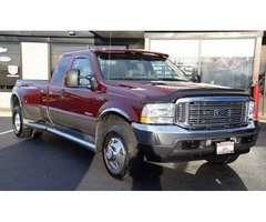 2004 Ford F-350 Super Duty 4dr SuperCab Lariat 4WD LB DRW