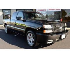 2003 Chevrolet Silverado 1500 SS Extended Cab AWD SB