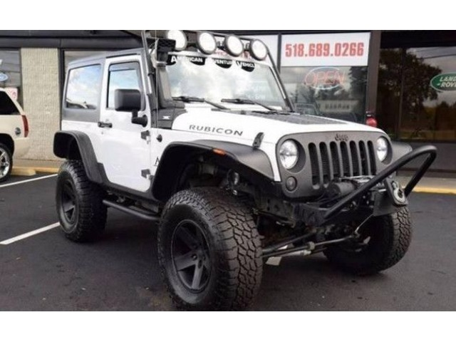 2012 Jeep Wrangler 4x4 Rubicon Hard Top 2dr - SUVs - East Greenbush