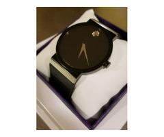 Brand new Movado sapphire synergy men's watch