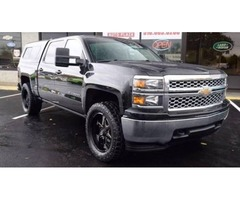 2014 Chevrolet Silverado 1500 4x4 LT Crew Cab! We Finance