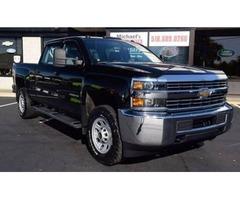 2015 Chevrolet Silverado 2500HD 4x4 Work Truck 4dr Crew Cab SB