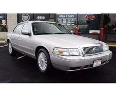 2010 Mercury Grand Marquis LS 4dr Sedan w/Clean Carfax