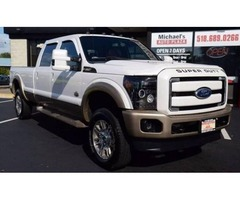 2011 Ford F-350 Super Duty FX4 4x4 King Ranch 4dr V8 Diesel Crew Cab