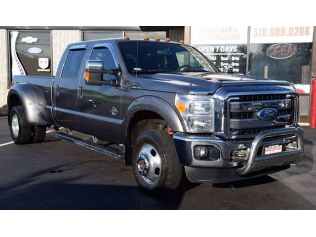2011 Ford F 350 Super Duty 4x4 Lariat 4dr Dually Crew Cab Pickup