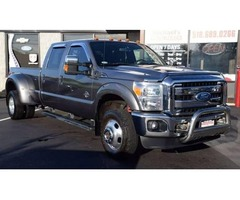 2011 Ford F-350 Super Duty 4x4 Lariat 4dr Dually Crew Cab Pickup