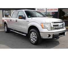 2013 Ford F-150 XLT V6 SuperCrew Styleside 4dr 4x4! One Owner