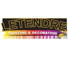Letender Painting Provide Best Free Painting Estimates